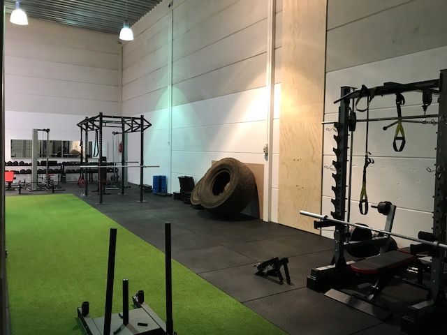 Private Gym NDSM 1
