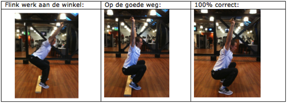 Personal Trainer Amsterdam Robert Schoot